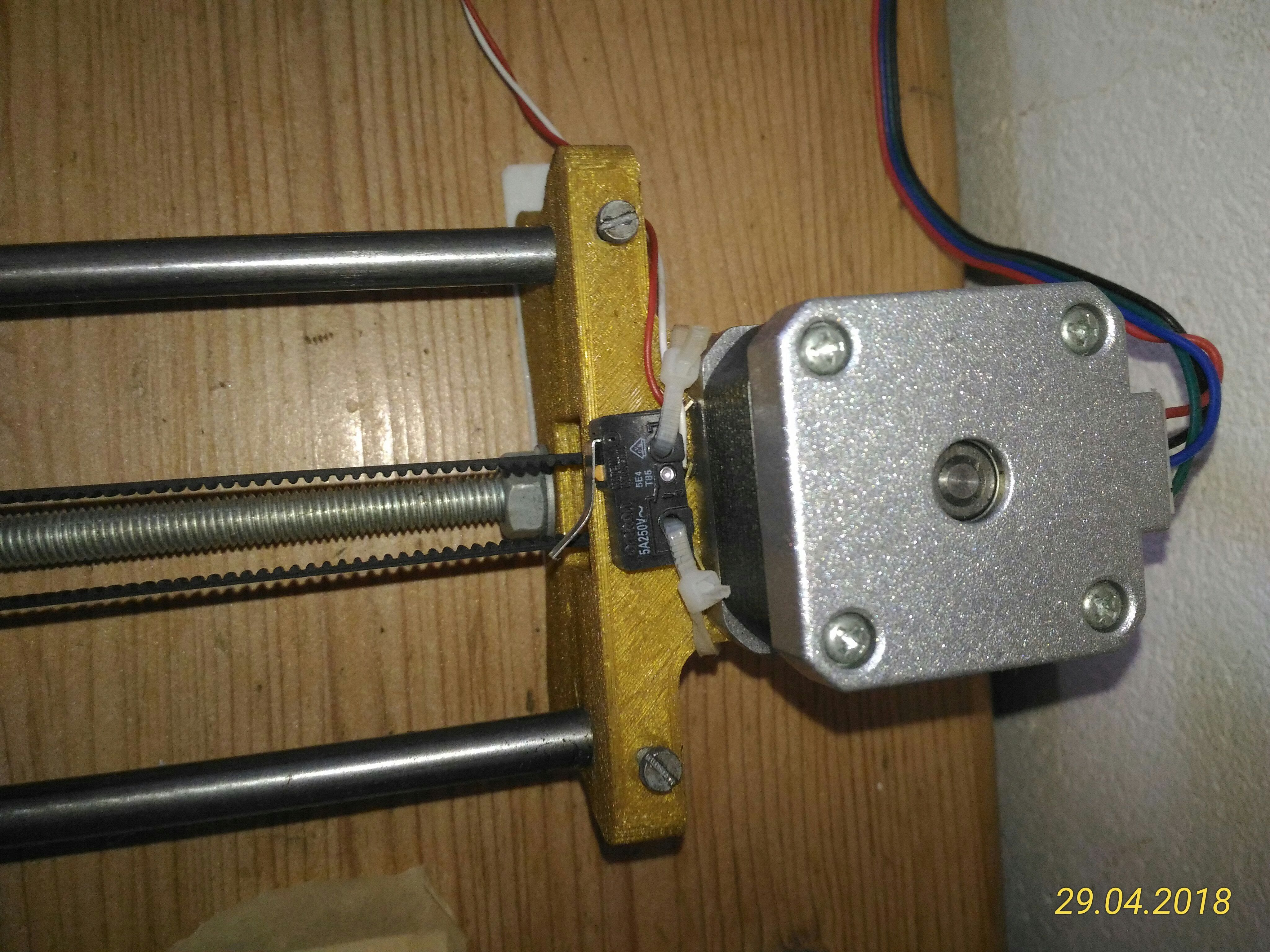 CNC writing Robot
